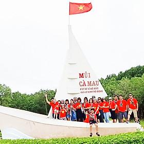 Tour du lịch miền Tây 4N3Đ từ Sài Gòn | Khám phá 5 tỉnh miền Tây - An Giang, Cần Thơ, Sóc Trăng, Bạc Liêu, Cà Mau