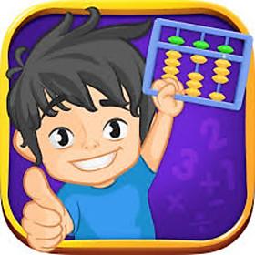 Ứng dụng phát triển tư duy Toán học theo phương pháp Nhật Bản - Kids-Up-Soroban  - Dành cho trẻ từ 4-12 tuổi
