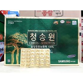 Tinh Dầu Thông Cheongsongwon