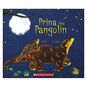 Prina The Pangolin