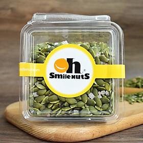Nhân Bí Xanh Rang Muối Hồng Himalaya Smile Nuts hộp 245g