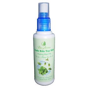 Nước rửa tay khô diệt khuẩn hương bạc hà (chứa vitamin E) | Bio Aroma