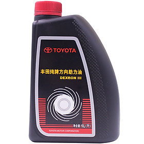 GAYO Toyota (TOYOTA) original steering power / direction oil / hydraulic booster oil 1L Camry / Prado / Land Cruiser / Prado part of the application