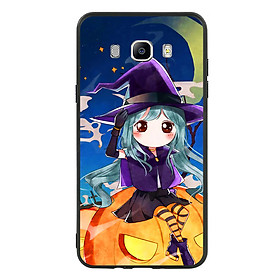 Hình đại diện sản phẩm Ốp lưng Halloween viền TPU cho điện thoại Samsung Galaxy J7 2016 - Mẫu 04