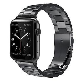 Dây Đeo Thay Thế Cho Đồng Hồ Apple Watch Bằng Thép Không Gỉ (40mm / 44mm)