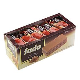 Bánh Bông Lan Fudo Chocolate Oriental 432G(24 Gói x 18G)