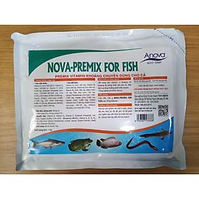 Bổ sung vitamin và khoáng chất Anova  Premix For Fish Chuyên Dùng Cho Thủy Hải Sản