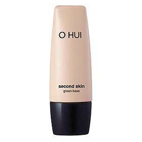 Kem lót trang điểm Ohui Second Skin Green Base SPF20/PA++ FI50245004 (40ml)