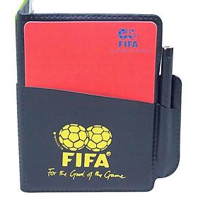 Bộ thẻ vàng, đỏ trọng tài thương hiệu HIWING
