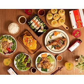 [Chỉ Giao HCM] Party combo 4-6 pax