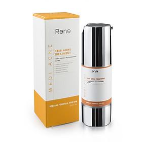 Kem giảm và ngăn ngừa mụn RENE MEDI ACNE Deep Acne Treatment (30 ml) - Nhập khẩu Mỹ