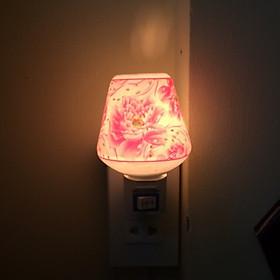 Đèn Ngủ Xông Hơi Cắm Tường - DE33 (Giao ngẫu nhiên mẫu)
