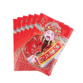 2021 Chinese New Year Red Envelope Chinese Zodiac Year of the Ox Cartoon Image Spring Festival Red Packet Lucky Money