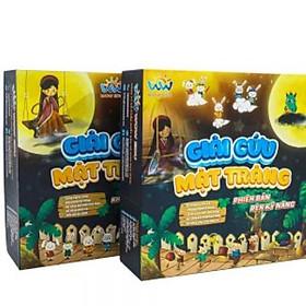 Combo Đồ chơi trí tuệ /Boardgame trí tuệ