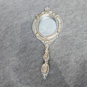 Gương cầm tay - K26F253- bạc - ERIC