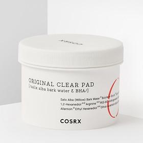 """Bông Tẩy Da Chết Cosrx One-Step Original Clear Pad 70 Sheets (New 2019) giá chỉ còn <strong class=""""price"""">391.020đ</strong>"""