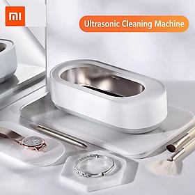máy làm sạch siêu âm xiaomi EraClean,Làm sạch kính, trang sức, đồ trang sức