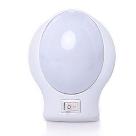 Đèn ngủ LED Nanolight NL-001 - 6 bóng đèn Led 1W - Bảo hành 3 tháng