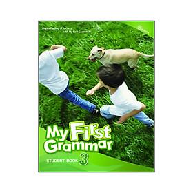 My First Grammar 3 Student Book