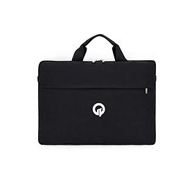 Cặp xách, Túi xách chống sốc Macbook, Laptop kèm quai đeo DQCX002