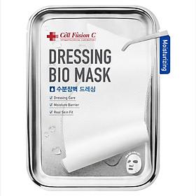Mặt Nạ Sinh Học Cấp Ẩm Cell Fusion C Dressing Bio Mask_Moisturizing 27g x 5miếng