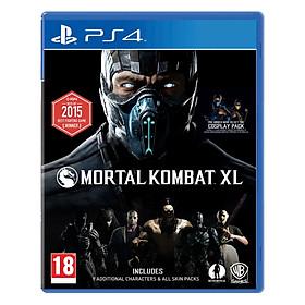 Đĩa Game PlayStation PS4 Sony Mortal Kombat XL Hệ EU - Hàng Chính Hãng
