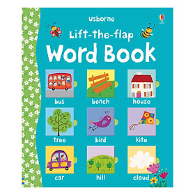 Usborne Lift-the-Flap First Skills: Word Book