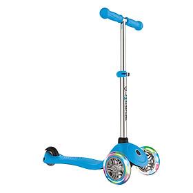 Xe Trượt Scooter Globber Primo Lights - Xanh Da Trời