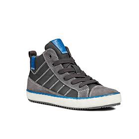 Giày Sneakers Bé Trai GEOX J ALONISSO B. B DK GREY