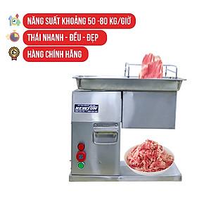 Máy Cắt, Thái Thịt QX 250 NEWSUN, Công Suất 750W, Thái Thịt Nhanh, Đa Năng - Hàng Chính Hãng