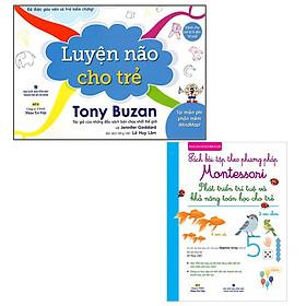 Combo Luyện Não Cho Trẻ và Phát Triển Khả Năng Toán Học (8 – 10 Tuổi)