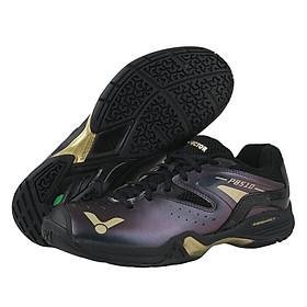 Giày bóng chuyền Victor 8510C mẫu mới, êm ái, bền bỉ, màu đen dành cho nam, full box