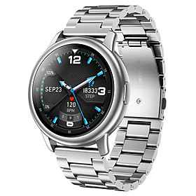 LEMFO LF28 Smart Watch Sports Watch 1.28-Inch TFT Screen BT5.0 Fitness Tracker IP67 Waterproof Sleep/Heart Rate/Blood