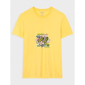 Áo thun Nam màu vàng phong cách 2019TNV 651
