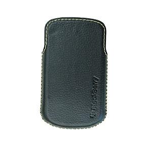 Bao da dành cho bb bold 9900 có chữ Blackberry