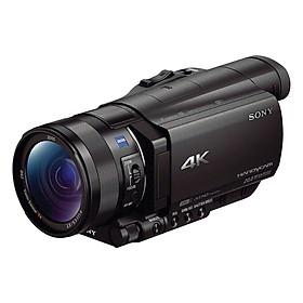 Máy Quay Phim Sony Handycam FDR-AX100 – Hàng Chính Hãng