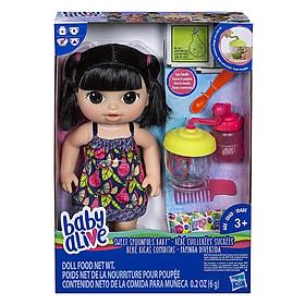 Bé Cưng Tập Ăn - Katie Baby Alive - E0633
