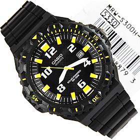 Đồng hồ nam dây nhựa MRW-S300H-1B3VDF