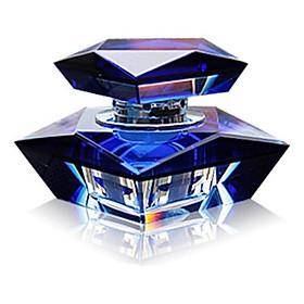 Nước hoa ô tô cao cấp Crystal nhẹ sạch cho xe hơi và phòng 206107