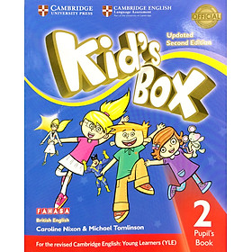 Kid's Box Second edition Pupil's Book Level 2