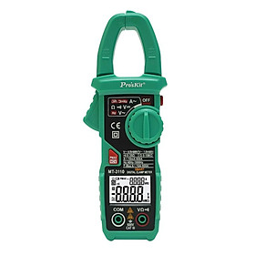 Pro'skit Clamp Ammeter 3 5/6 Smart Digital Multimeter MT-3110-C