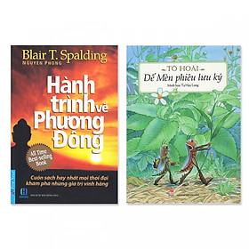 [Download Sách] Combo sách gia đình: Hành Trình Về Phương Đông, Dế Mèn Phiêu Lưu Ký