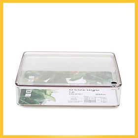 Hộp Nhựa Đựng Thực Phẩm Đa Năng Cao Cấp 1.8L