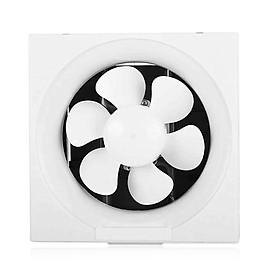 Ventilation Fan Exhaust Fan Durable Square Pp Shutter Building