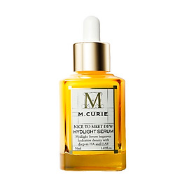 M.CURIE NICE TO MEET DEW HYDLIGHT SERUM