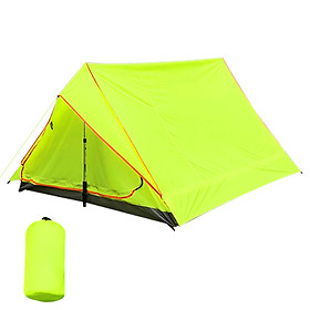 Ultralight Camping Tent Waterproof Portable Shelter Two Person Backpacking Tent