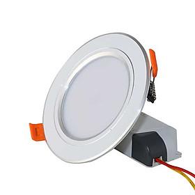 ĐÈN DOWNLIGHT LED ÂM TRẦN ĐỔI MÀU  7+7W TD-630X