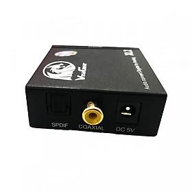 Bộ chuyển đổi âm thanh Optical ra AV Vinagear XL2 - Hàng chính hãng
