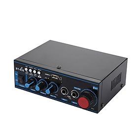 Bộ Khuếch Đại Công Suất Bluetooth Điều Khiển Từ Xa (600W)