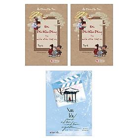 Combo Ngôn Tình Lãng Mạn: Đến Phủ Khai Phong Làm Nhân Viên Công Vụ (Tập 8A + 8B) + Xin Lỗi, Anh Nhận Nhầm Người